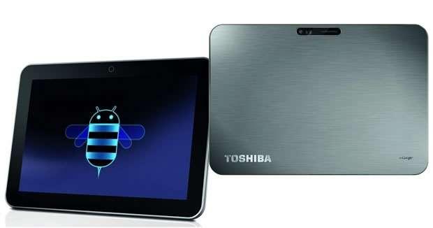 Toshiba AT200 scala al 2012 per debuttare con Android 4?