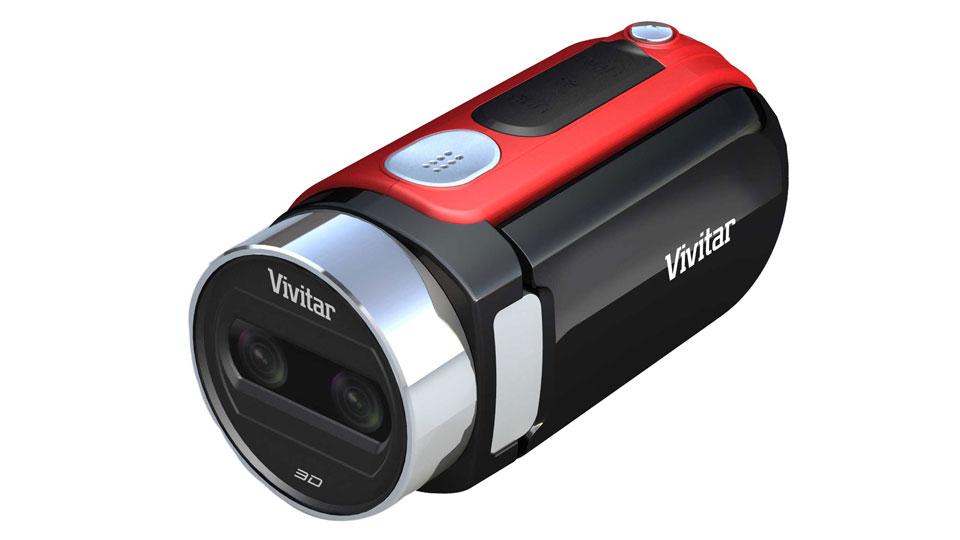 Regali tecnologici per Natale: la videocamera 3D economica di Vivitar