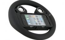Regali Natale uomo: il volante per iPhone 4s