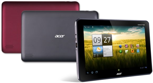 Regali Tech per Natale: Acer Iconia Tab A200 accoglie Android 4