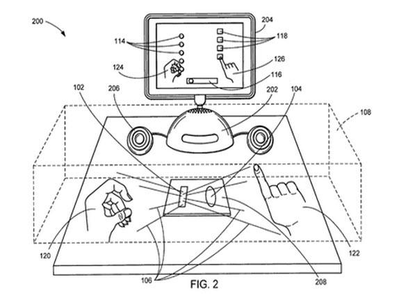 Apple prepara un simil Kinect per i comandi 3D