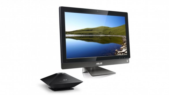 Asus ET2700, l'all-in-one PC con audio bomba