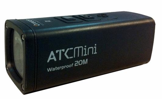 Regali tecnologici: la mini action camera Oregon Scientific