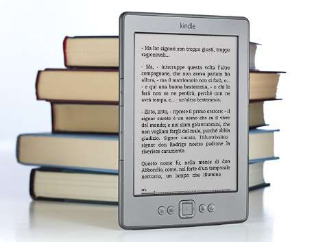 Regali tecnologici: Kindle è il re del Natale 2011