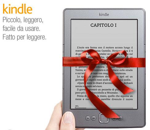 Amazon Kindle in Italia con colpevole ritardo