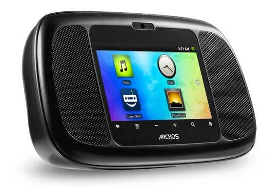 La web radio Archos suona con Android