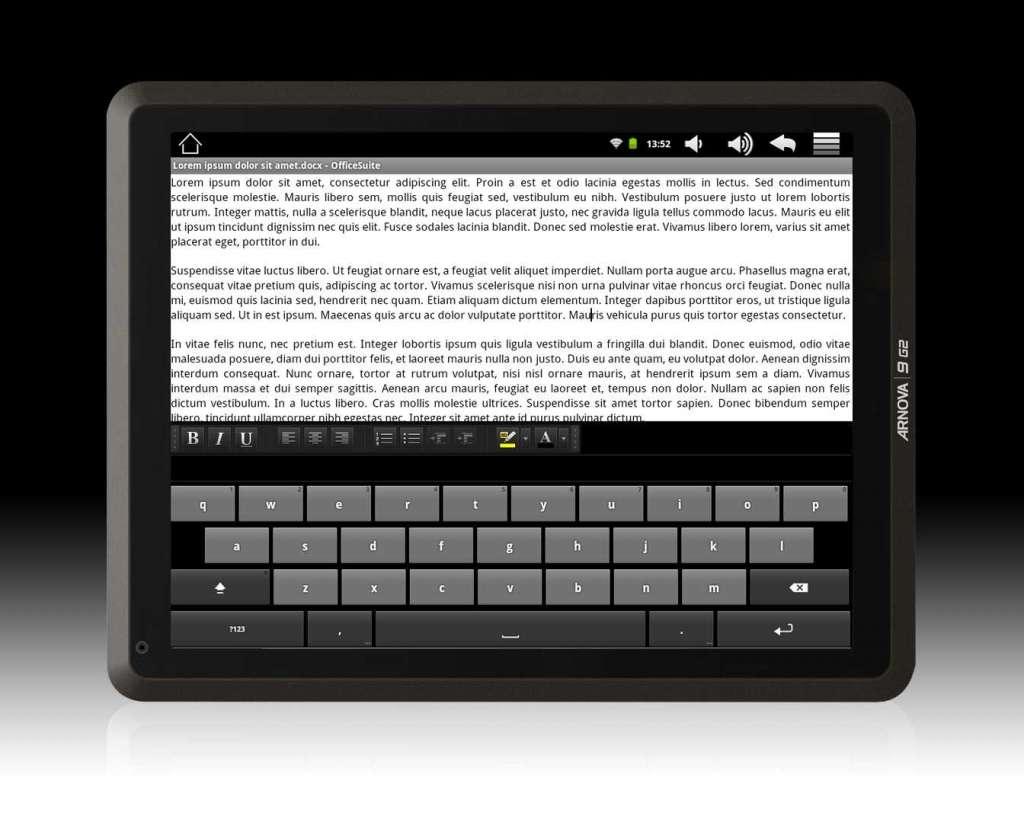 Regali tecnologici: Arnova 9 G2, un tablet Android economico