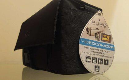 Idee Regalo Natale 2011: la borsa per videocamere by Puro