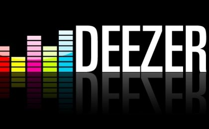 DeeZer per la musica in streaming ora anche in Italia