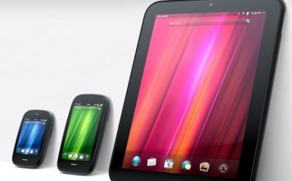 Hp webOS ritorna come open source per tablet