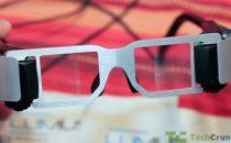 CES 2012: uno schermo 3D da 87 simulato negli occhiali