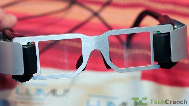 CES 2012: uno schermo 3D da 87″ simulato negli occhiali