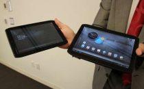 Motorola svela i tablet americani Xyboard