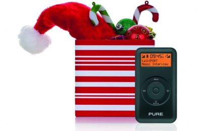 Idee regalo Natale: le radio digitali Pure