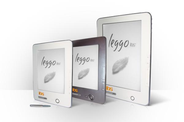 Regali tecnologici: il lettore ebook Leggo IBS sempre connesso