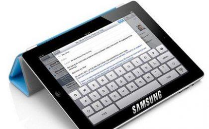 Samsung prepara un tablet di potenza straripante