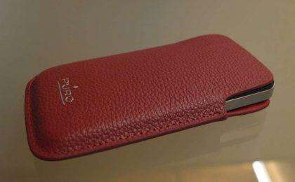 Idee regalo Natale: la custodia Slim Essential per iPhone 4s
