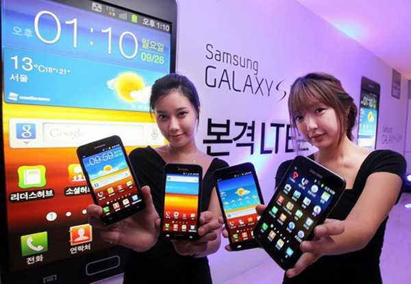 Smartphone Samsung sempre più in alto, a quota 300 milioni