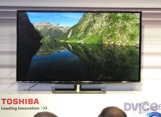 Toshiba Regza ZL2: il prezzo della 3D TV belva