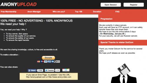 Anonyupload e AnonyVideo appaiono: occhio alle truffe