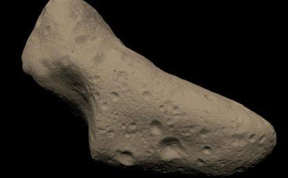 Telescopi virtuali per osservare l'asteroide 433 Eros