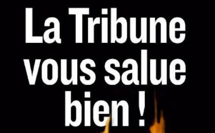 Il quotidiano La Tribune chiude l'edizione cartacea, sarà solo online