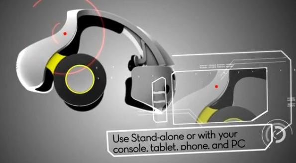 Sensics SmartGoggles android
