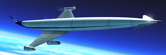 Aerei supersonici ESA nel 2040, per viaggi a Mach 5