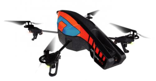 Parrot AR.Drone 2.0: il quadricottero vola nell'HD
