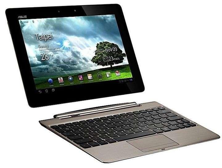 Asus Transformer Prime a soli 599 euro con tastiera, occhio iPad