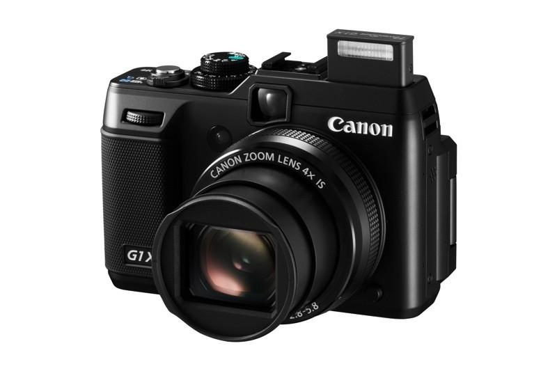 Canon G1 X, la fotocamera compatta più muscolosa