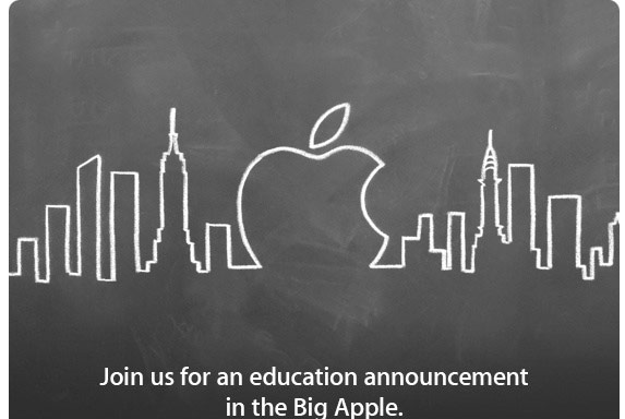 education apple 2012