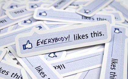 I Mi Piace di Facebook saranno presto personalizzabili