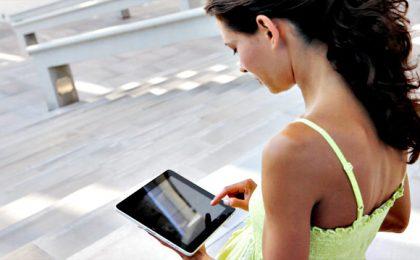 iPad e tablet? I più dannosi per i muscoli del collo