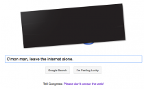 SOPA: la protesta soft di Google, con uninfografica