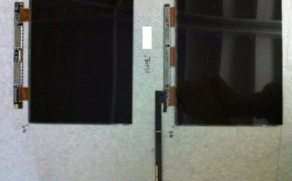 iPad 3 svela il super display IGZO [FOTO]