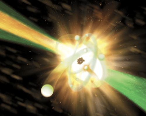 Il laser atomico a raggi X per il microscopio più potente
