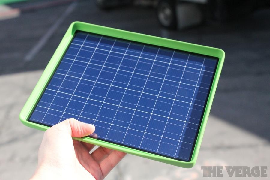 olpc xo 3 pannello solare