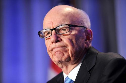 Rupert Murdoch su Twitter tra insulti e anzianità