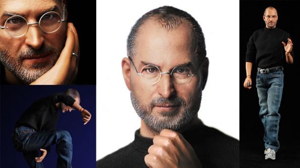 Apple non vuole i pupazzi di Steve Jobs, scontro in tribunale