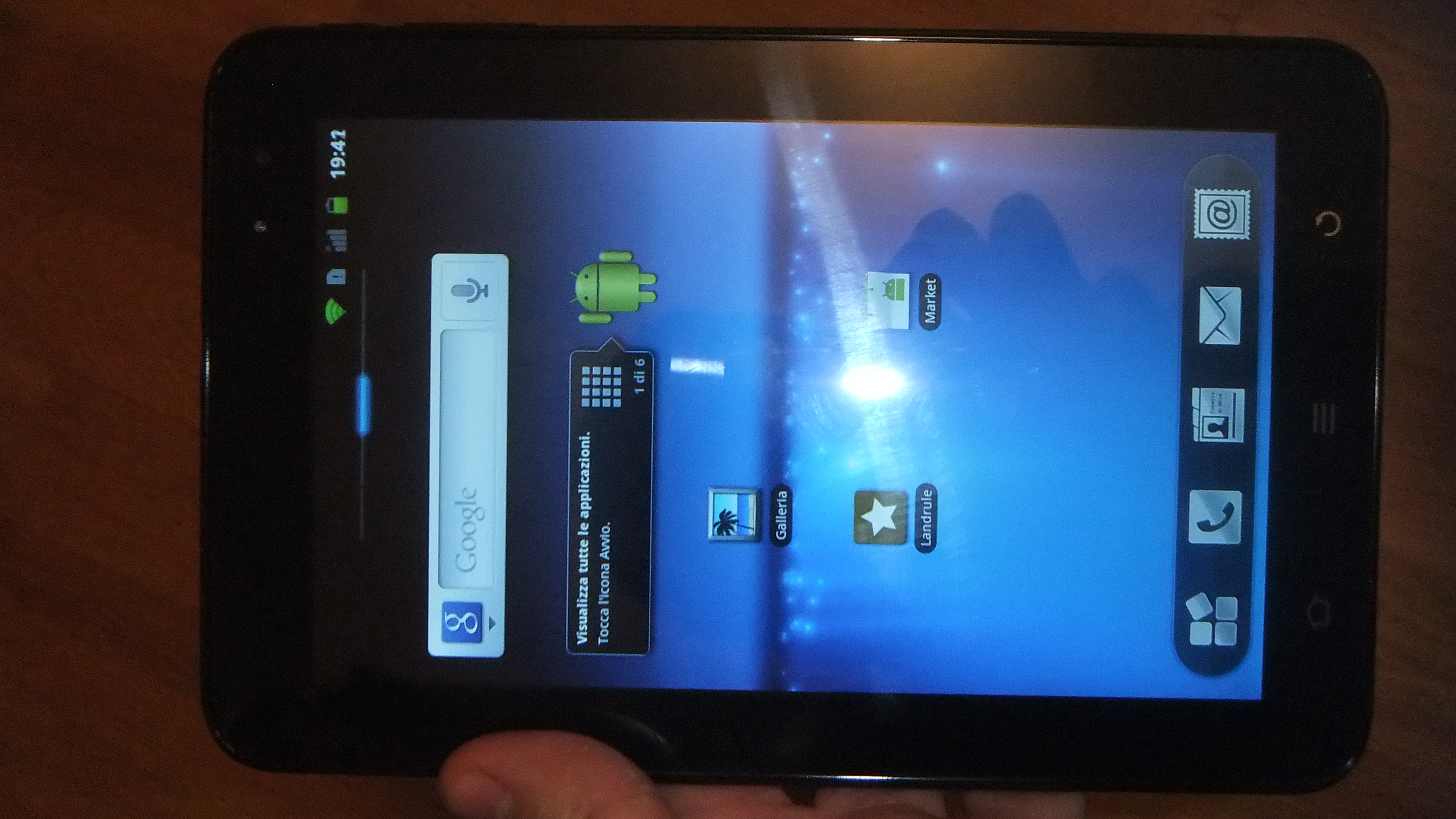 tablet android zte