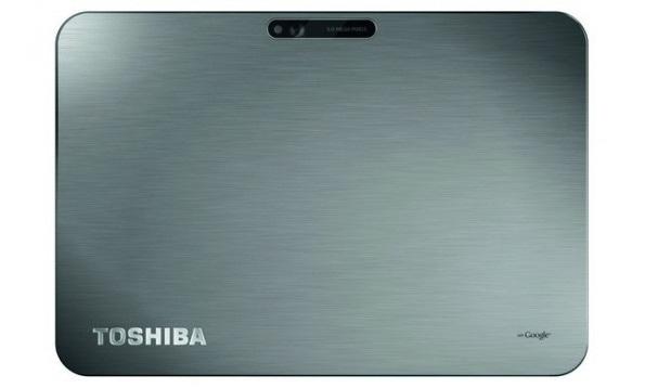 CES 2012: il tablet Toshiba che si ricarica senza fili