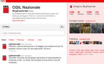 Twitter e le richieste della Cgil al governo: i tweet come voce ufficiale