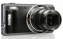 Pentax Optio VS20 con doppio pulsante per lo scatto