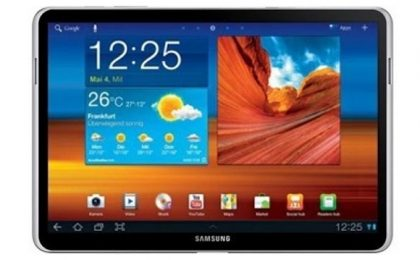 MWC 2012: Samsung svelerà Galaxy Tab 11.6, Apple permettendo