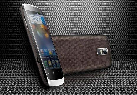 ZTE PF200 Android Ice Cream Sandwich LTE mwc