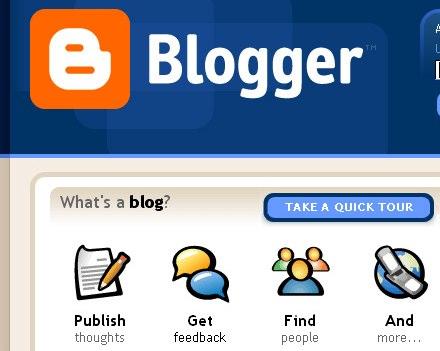 Google aumenta il controllo su Blogger, geolocalizzando i blog