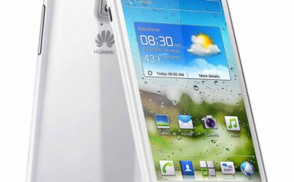 Huawei inaugura col botto il MWC 2012, la nuova superpotenza mobile [FOTO]