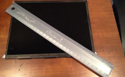 iPad 3 al microscopio: confermata la risoluzione record? [FOTO]