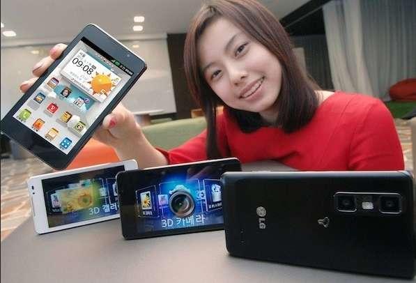 LG Optimus 3D Max: il tridimensionale anti-nausea